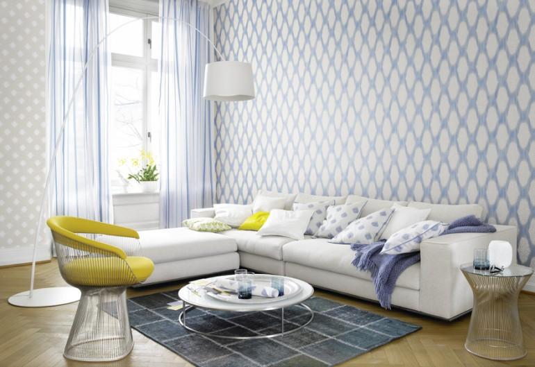 Tapet dormitor modern