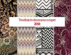 Tendințe în decorarea cu tapet2018 (1)
